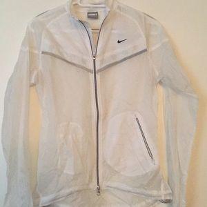 Lightweight Reflective Nike Jacket